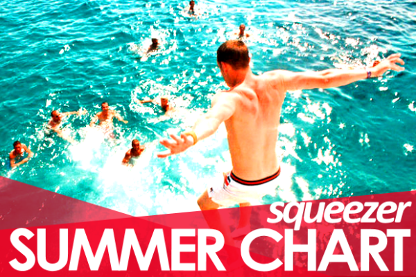 Squeezer Summer Chart
